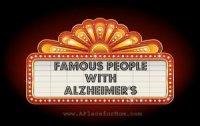 Famous People With Alzheimers
