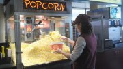 Movie theater Popcorn machine