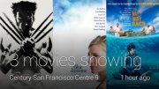 Movie times Google