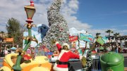 Universal Studios Hollywood Grinchmas