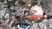 Universal Studios Hollywood Harry Potter