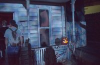 Halloween Horror Nights Hollywood Tips - House