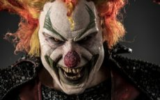Jack the Clown Returns to Host Halloween Horror Nights 25