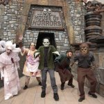 Universal Studios Hollywood House of Horrors