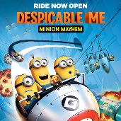 Universal Studios Hollywood - Despicable Me Minion Mayhem
