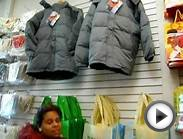 99 Cent Store NorthFACE