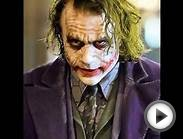 Famous Actors playing The Joker