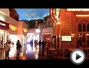 Inside of Planet Hollywood Las Vegas