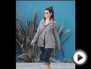 Marisa Tomei leaving Yoga class in West Hollywood Los
