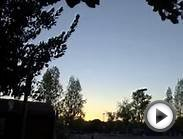 Santana Row sunrise time lapse movie 2014 11 09