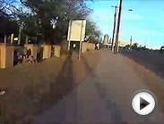 Sony Action Cam bike ride around Tucson AZ