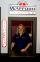 Wafford Theater owner Jim Wafford