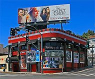 Whisky a Go Go on the Sunset Strip, at the corner of Sunset Boulevard and San Vicente Avenue. [Photo Credit: LAtourist.com]